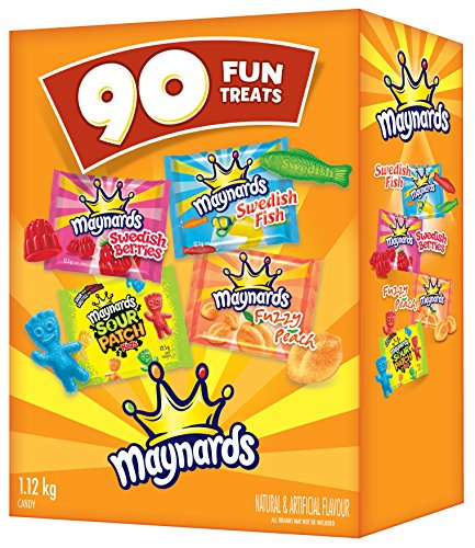 MAYNARDS Candy Assorted Fun Treats 90 count