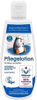 PAEDIPROTECT Pflegelotion für Babys & Kinder 1x250ml, ohne Mikroplastikpartikel, ohne Parfüm, vegan