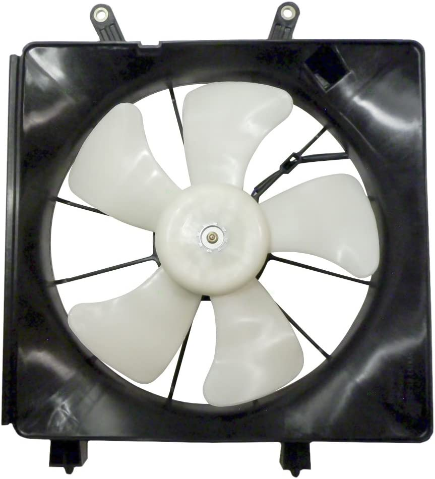 Denso Type Max 73% OFF Radiator Cooling Fan Assembly for New York Mall Replacement 2001-20