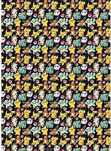 8m Pokemon Geschenkpapier Geschenkpapier Rolle