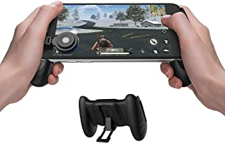 GameSir F1ジョイスティックグリップ モバイルジョイスティック ゲームパッド コントローラー 荒野行動 PUBG/フォートナイトモバイル版対応 (ブラック)
