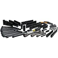 181-Piece Dewalt DWMT81522 Black Chrome Mechanics Tool Set