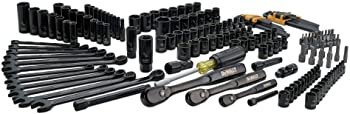 Dewalt DWMT81522 181-Piece Black Chrome Mechanics Tool Set