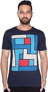 NODE - Maze [Geometric Design] [100% Cotton] T-Shirt