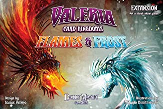 Daily Magic Games DMG VCK 010 Valeria Card Kingdoms - Flames & Frost Game