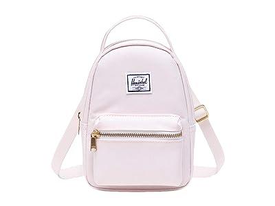 Herschel Supply Co. Nova Crossbody (Rosewater Pastel) Handbags