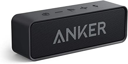Upgraded, Anker Soundcore Bluetooth Speaker with IPX5...
