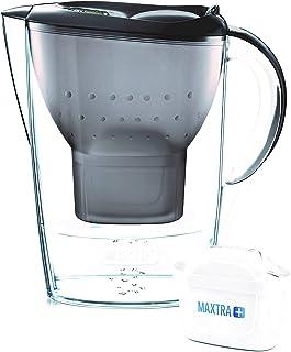 BRITA, Carafe Filtrante, Marella, 2.4L, 1 Cartouche Filtrante MAXTRA+ incluse - Graphite