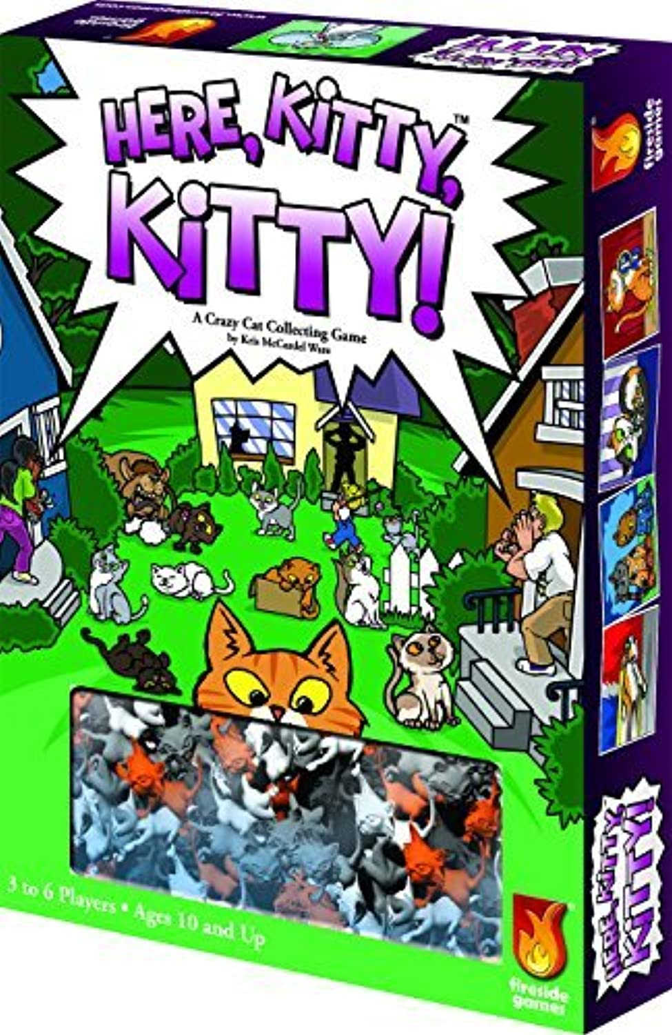 Here Kitty Kitty by Fireside Games