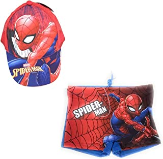 asciugamano Avengers in microfibra per spiaggia o piscina ARTESANIA Y DISEGNO TEXTIL Costume da bagno Avengers Avengers S.A tipo boxer per bambini