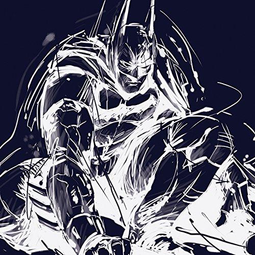 DC Comics Batman Arkham Knight Canvas Prints,