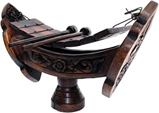 Design by UnseenThailand Thai Teak Traditional Wooden Xylophone Music Instrument. (W3