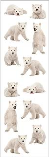 Mrs Grossman Stickers-polar Bear Cubs