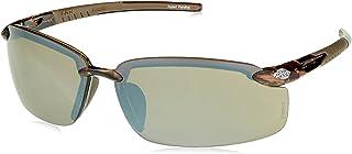 303ec6ddce Crossfire 29117 ES5 Safety Glasses HD Brown Mirror Lens - Crystal Brown  Frame