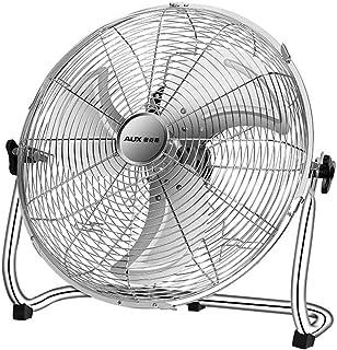 Mini aire acondicionado JT- Ventilador eléctrico Ventilador Industrial Piso Fuerte Ventilador de sobremesa doméstico Alta Potencia Durable (Size : S)