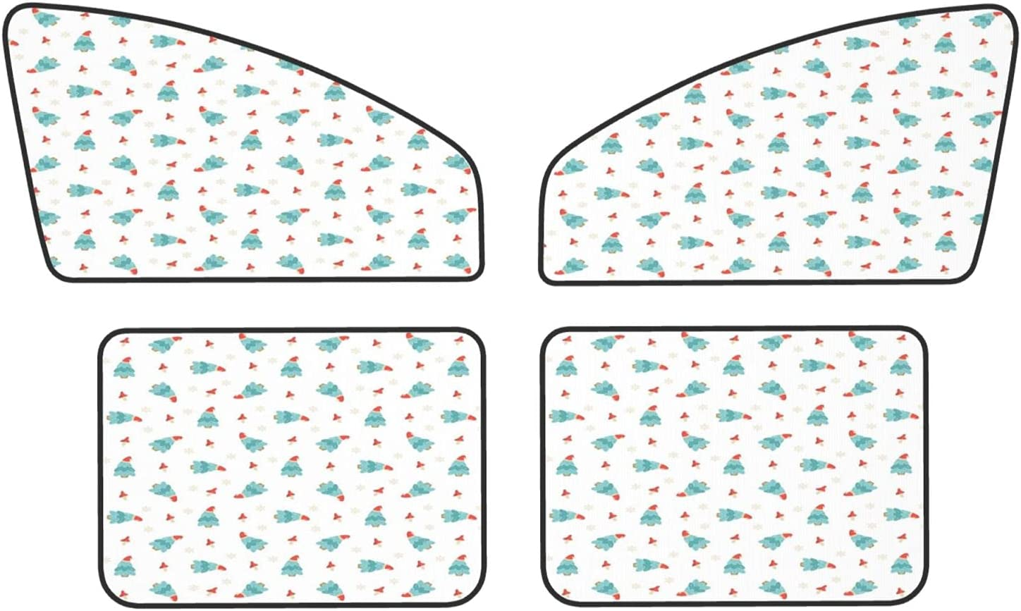 Christmas Seamless 8 Car Magnets Privac Covers Sale Sunshades Seattle Mall Protect