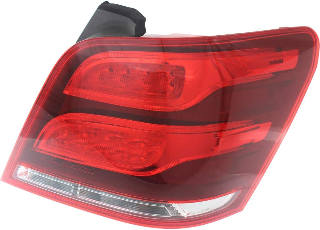 CarLights360: For Mercedes-Benz GLK350 Light Ranking TOP13 Assembly 2013 Limited Special Price Tail