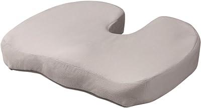 シービージャパン クッション グレー 低反発 体圧分散 姿勢デザイン tutum