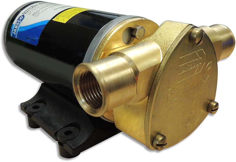 Jabsco Ballast King Reversible Pump
