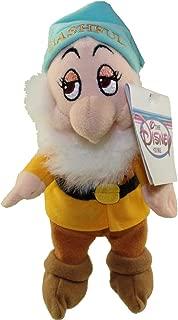 Bashful - Snow White Dwarf - Disney Mini Bean Bag Plush