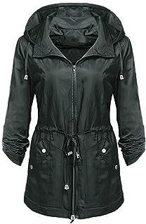 2ec965e56 Amazon.com  Silvers - Leather   Faux Leather   Coats