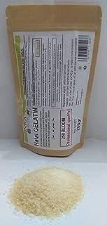 Inkafoods 1 Gelatina granulado HALAL 250 bloom, sabor neutro - 200 gr.