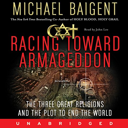 Racing Toward Armageddon audiobook cover art