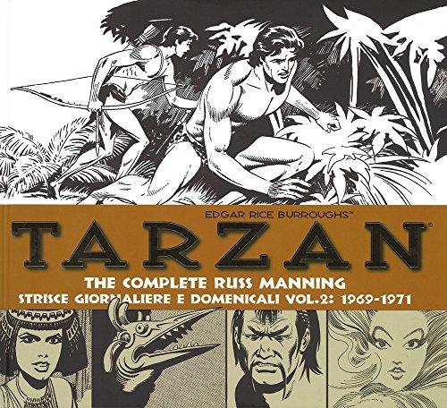 Tarzan. Strisce giornaliere e domenicali. 1969-1971 (Vol. 2)
