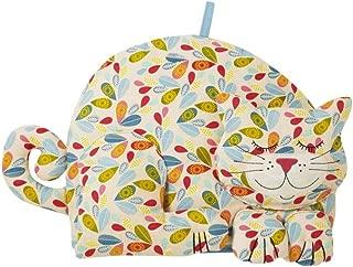 cat shaped tea cosy