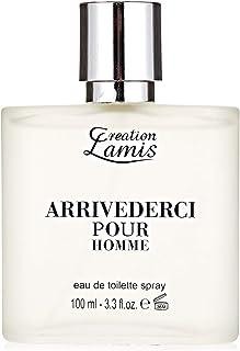 Arrivederci Pour Homme by Creation Lamis for Men - Eau de Toilette, 100ml