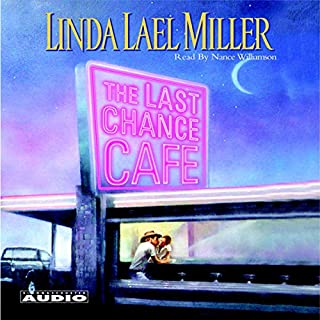 The Last Chance Cafe audiobook cover art