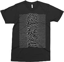 PixiePrints Joy Division - Unknown Pleasures Punk Music T-Shirt