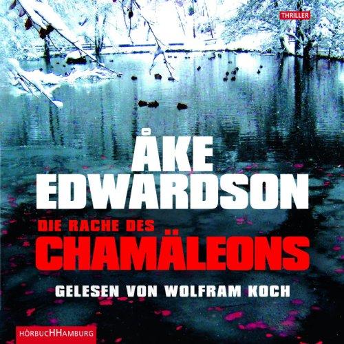 Die Rache des Chamäleons audiobook cover art