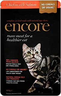 Encore Dry Cat Food Chicken & Salmon (800g) - Pack of 2