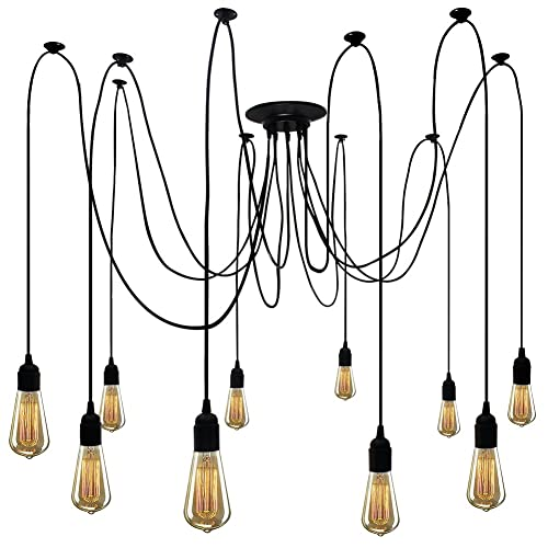 Multiple Pendant Light Fixture Amazon Com
