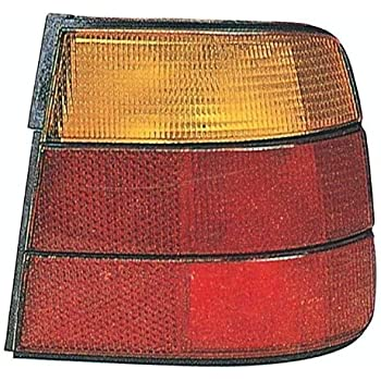 Depo 444-1911L-UQ-CR BMW 3 Series Driver Side Replacement Taillight Unit