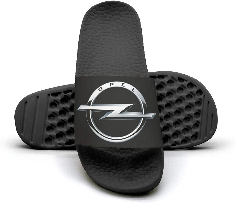 EIGKASL Printed Non-Slip Slipper Slide flip Flop Sandals Opel-logo-2009-symbol-emblem-summer Indoors for Womens