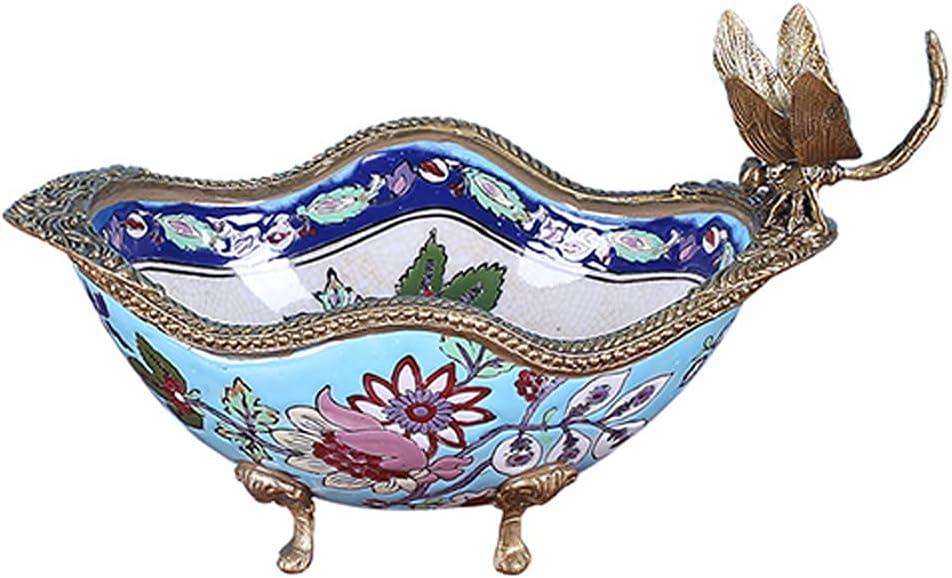 zhaohupinpai Ranking TOP19 European-Style Creative Fruit Plate丨Li Ceramic Branded goods
