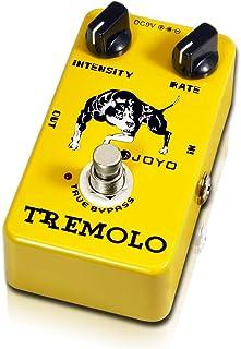 JOYO JF-09 Tremolo Guitar Pedals Guitar Effect Pedal...