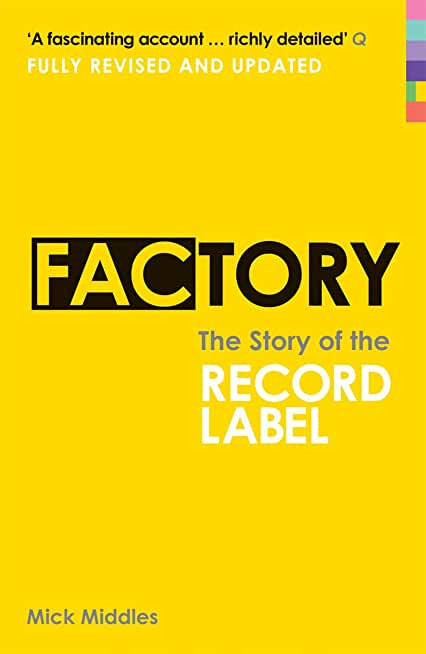 Factory: The Story of the Record Label (English Edition)