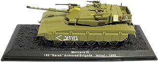 Deagostini 1:72 Diecast Model Tank - Merkava III. 188