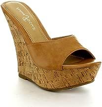Best high wedge sandals Reviews