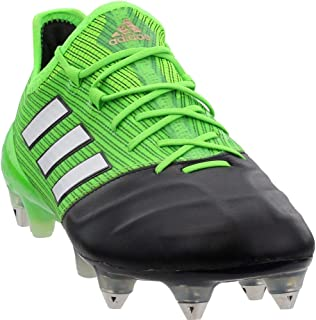 adidas Mens Ace 17.1 Leather Soft Ground Soccer Athletic Cleats,