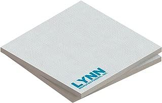 """Ceramic Fiber Board, 2300F Rated, 20"""" x 20"""" x 1"""", 2 Pcs/Pkg"""
