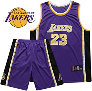 black and white lakers jersey