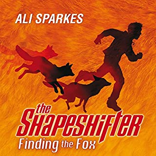 The Shapeshifter: Finding the Fox cover art