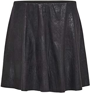 Only Onlbest Neolin Faux Suede Skirt Otw Noos Gonna Donna