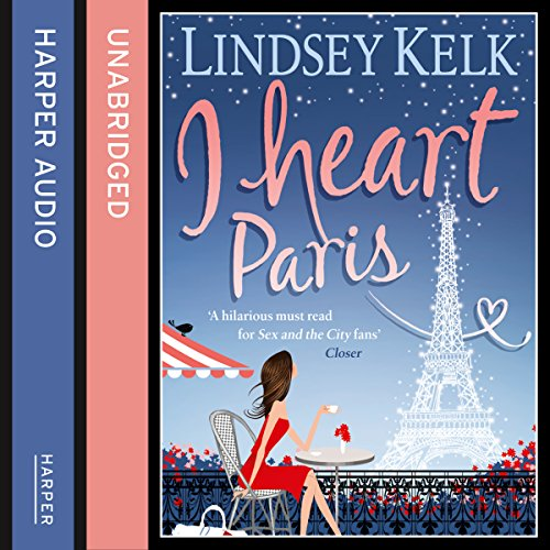 I Heart Paris cover art