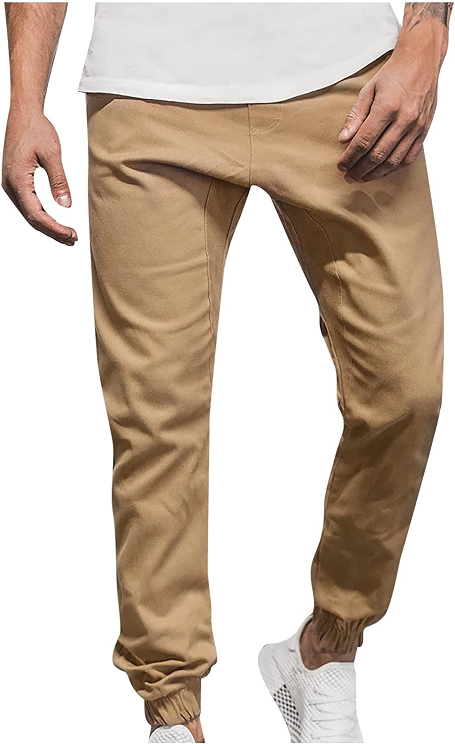 Mens Casual Classic Fit Sales for sale Joggers Close Botto Sport Pants Slim High quality new