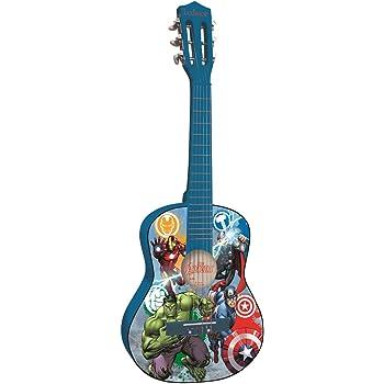 Avengers K2000AV Heroes Marvel, Vengadores-Guitarra Clásica De 6 ...